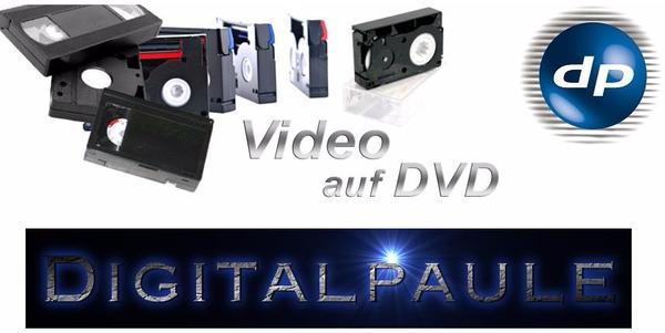 videokassetten auf cd dvd berspielen auf dvd wir. Black Bedroom Furniture Sets. Home Design Ideas