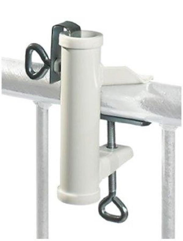 videx 14112 sonnenschirmhalter 2 5 o wei in karlsruhe. Black Bedroom Furniture Sets. Home Design Ideas