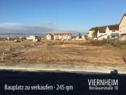 Viernheim Bauplatz Neubaugebiet