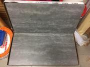 Vinylfußboden Grau Fliesendesign