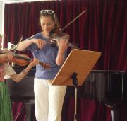 Violinunterricht, Geigenunterricht in