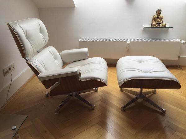 eames lounge chair kaufen gebraucht und g nstig. Black Bedroom Furniture Sets. Home Design Ideas