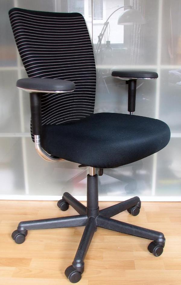 vitra t chair b rostuhl drehstuhl stuhl in darmstadt b rom bel kaufen und verkaufen ber. Black Bedroom Furniture Sets. Home Design Ideas