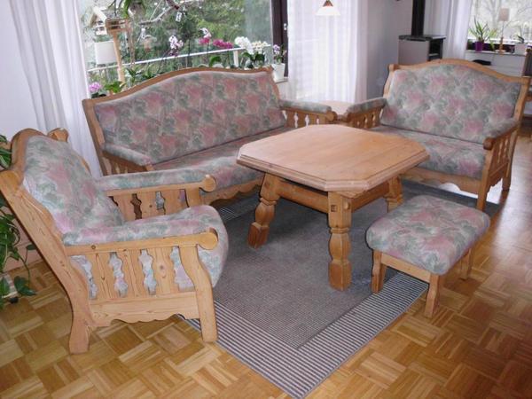 Sitzgarnitur sessel neu und gebraucht kaufen bei for Wohnzimmertisch voglauer