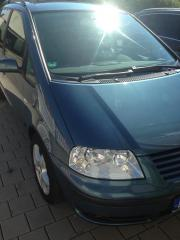 Volkswagen Sharan Cruise
