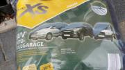 Vollgarage für Auto