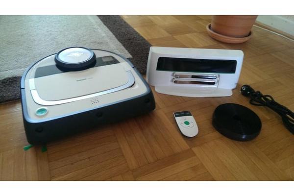 vorwerk kobold vr200 just announced robot reviews. Black Bedroom Furniture Sets. Home Design Ideas