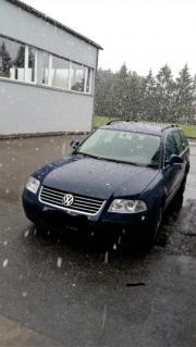 VW Passat 1,