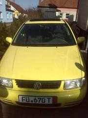 VW Polo, 7/