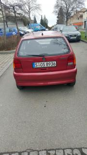 VW Polo servo