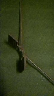 Waffeleisen antik