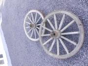 Wagenräder 2 Stück
