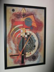 Wandbild, Kandinsky 15,