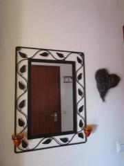 spiegel mit kerzenhalter haushalt m bel gebraucht und neu kaufen. Black Bedroom Furniture Sets. Home Design Ideas
