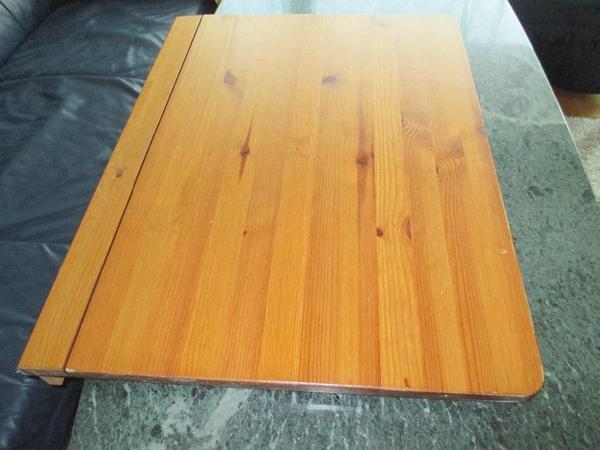 Tisch klappbar neu und gebraucht kaufen bei - Wandtisch klappbar ...