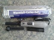 Warmluft-Curler-Set