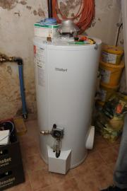 Warmwasserspeicher gas