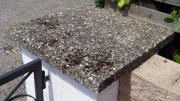 Waschbeton Abdeckplatten