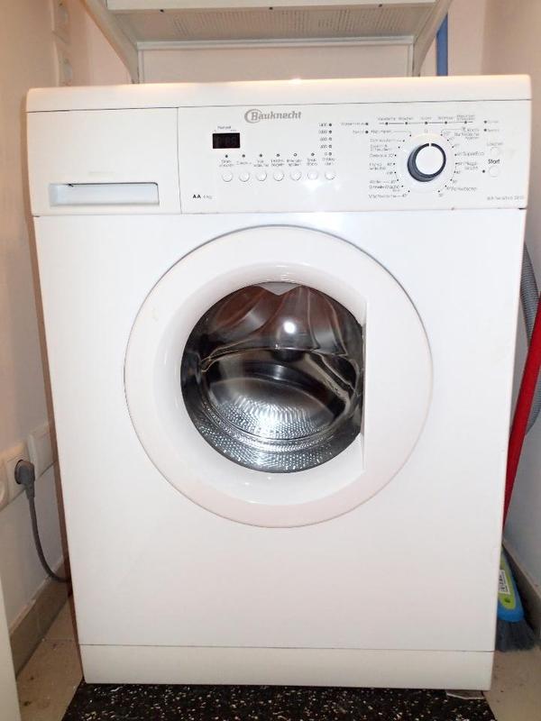 waschmaschine bauknecht in leipzig waschmaschinen kaufen und verkaufen ber private kleinanzeigen. Black Bedroom Furniture Sets. Home Design Ideas