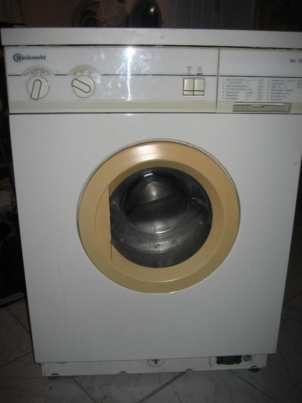 waschmaschinen bauknecht neu und gebraucht kaufen bei. Black Bedroom Furniture Sets. Home Design Ideas