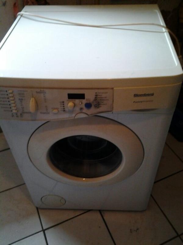 Waschmaschine Blomberg fuzzytronic in Hann Münden
