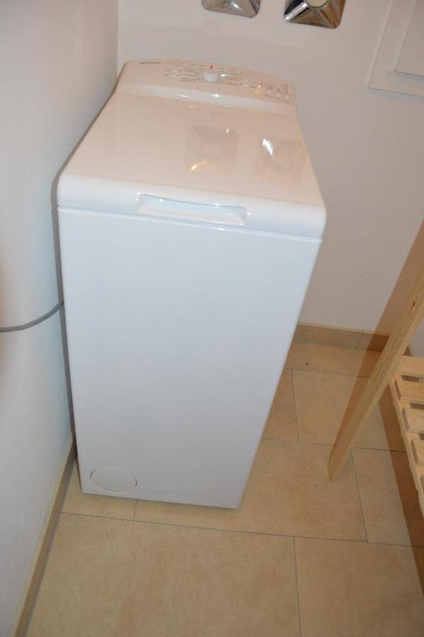 waschmaschine neuwertig nur 5x gelaufen toplader pwt 3505 a 5kg in bad bergzabern. Black Bedroom Furniture Sets. Home Design Ideas