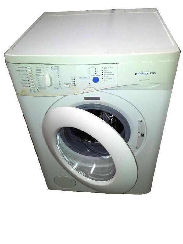 waschmaschine privileg 5760 in hochdorf waschmaschinen. Black Bedroom Furniture Sets. Home Design Ideas