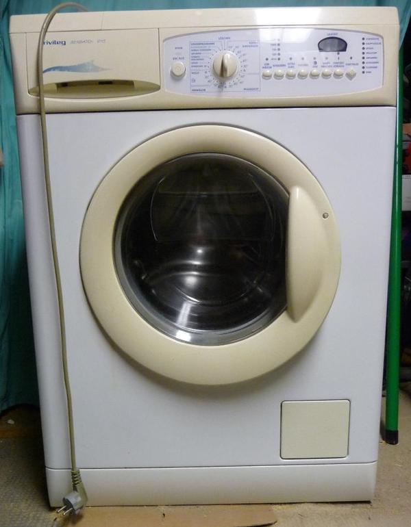 waschmaschine privileg sensation 9115. Black Bedroom Furniture Sets. Home Design Ideas