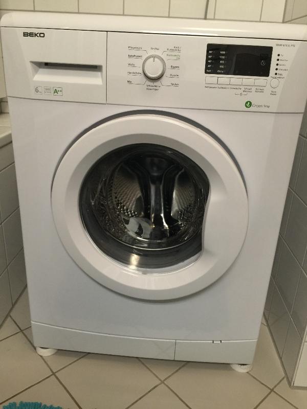 beko waschmaschinen neu und gebraucht kaufen bei. Black Bedroom Furniture Sets. Home Design Ideas