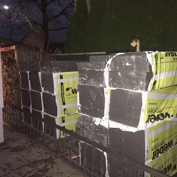 d mmplatte von weber eps 032 100 mm st rke 1000 x 500 neupreis m3 29 00 biete f r 15 je m3 ca. Black Bedroom Furniture Sets. Home Design Ideas