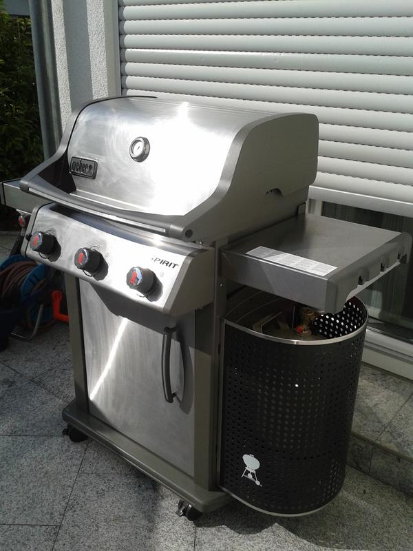 weber grill s 320 premium gbs edelstahl inkl zubeh r neu. Black Bedroom Furniture Sets. Home Design Ideas