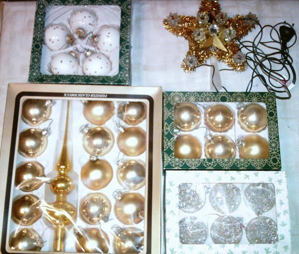 Weihnachtsdeko weihnachtskugeln beleuchtung figuren uvm for Weihnachtskugeln durchsichtig
