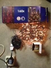 Weihnachtslichterkette