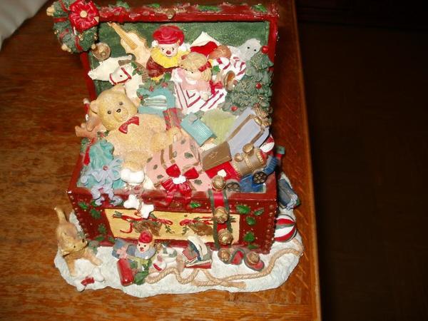 weihnachtsspieluhr g nstig abzugeben in kempen. Black Bedroom Furniture Sets. Home Design Ideas