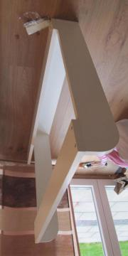 Welle-Möbel Wickelaufsatz