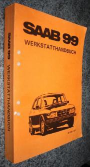 Werkstatthandbuch - Reparaturanleitung SAAB