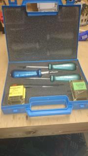 Werkzeugbox für Modellbahnen