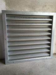 Wetterschutzgitter 780 mm /