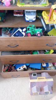 Wickelkommode inklusive Playmobil