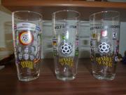 WM 1974 Gläser