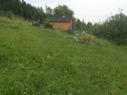 Wochenendgrundstück mit Holzhaus