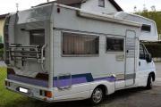 Wohnmobil Fend 570SK