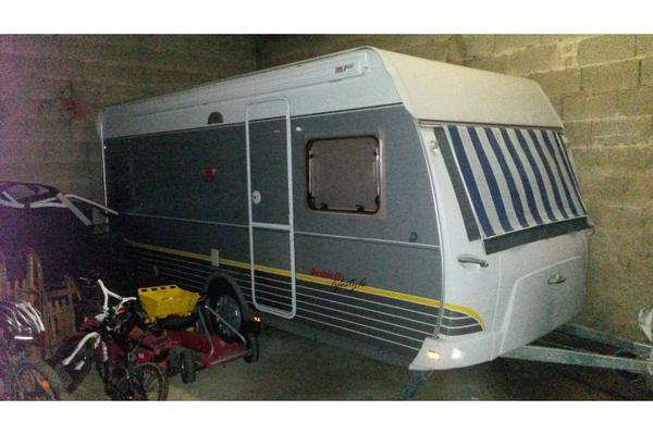 wohnwagen dethleffs camper lifestyle 450 in obrigheim. Black Bedroom Furniture Sets. Home Design Ideas