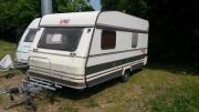 Wohnwagen LMC 450