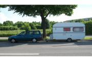 Wohnwagen , TÜV , 250,-