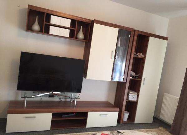 tv wohnwand neu und gebraucht kaufen bei. Black Bedroom Furniture Sets. Home Design Ideas