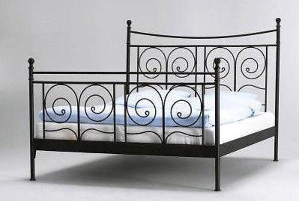 Wundersch nes ikea bett noresund 140x200cm zu verkaufen for Bett 50 euro