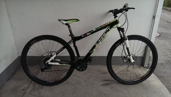 x fact mountainbike 29 zoll top und g nstig in lochau. Black Bedroom Furniture Sets. Home Design Ideas