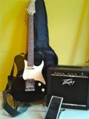 Yamaha Pacifica Gitarre