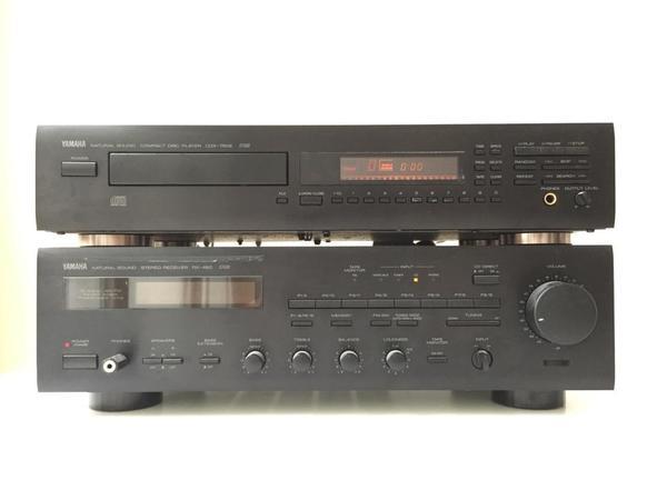 yamaha rx 450 natural sound stereo receiver in bonn. Black Bedroom Furniture Sets. Home Design Ideas